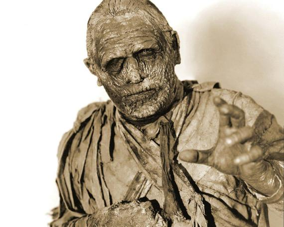 Kharis is a fictional character featured in Universal Studios' Mummy series in the 1940s